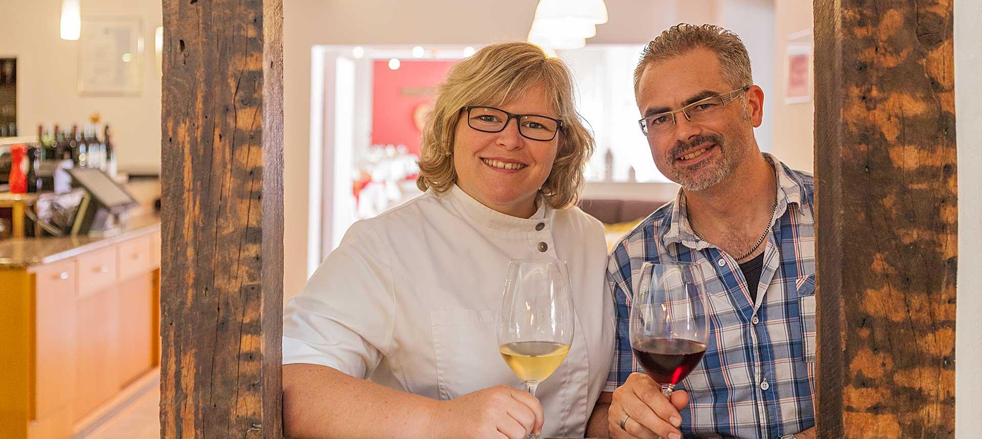 Hotel und Restaurant Pfeifertal - Familie Fischer begrüßt Sie